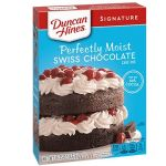 Swiss Chocolate Cake Mix (Duncan Hines)